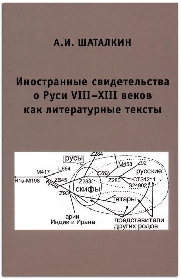 Зображення Иностранные свидетельства о Руси VIII-XIII веков как литературные тексты